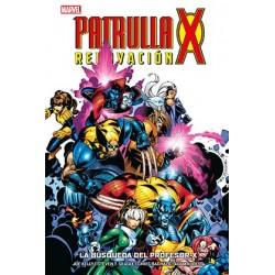 PATRULLA-X: RENOVACION 05. LA BUSQUEDA DEL PROFESOR X