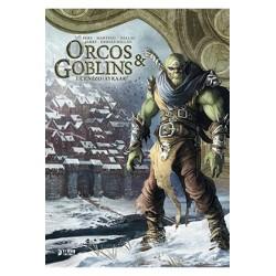 ORCOS Y GOBLINS 03: CENIZO / AYRAAK