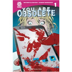 You Are Obsolete