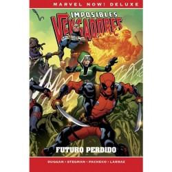 IMPOSIBLES VENGADORES 04. FUTURO PERDIDO (MARVEL NOW! DELUXE)