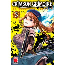 CRIMSON GRIMOIRE: EL GRIMORIO CARMESI 03