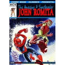 Comic-Book Classics presenta 15: The amazing & spectacular John Romita