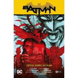 BATMAN: JUICIO SOBRE GOTHAM (BATMAN SAGA - RENACIDO PARTE 8)