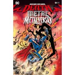 DEATH METAL: METALVERSO NÚM. 05 DE 6
