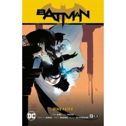 BATMAN VOL. 11: DÍAS FRÍOS (BATMAN SAGA - HÉROES EN CRISIS PARTE 1)