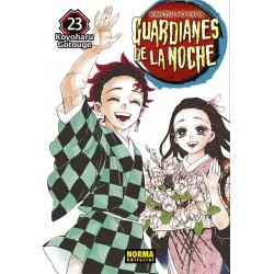 GUARDIANES DE LA NOCHE 23 + COFRE