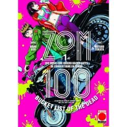 ZOMBIE 100 01