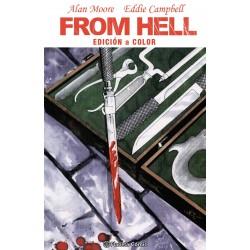 From Hell Edición a color (novela gráfica)