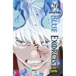 BLUE EXORCIST 26