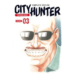 CITY HUNTER 03