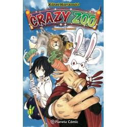 Crazy Zoo nº 01/05