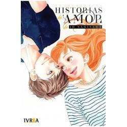 ANTOLOGIA DE HISTORIAS DE AMOR DE IO SAKISAKA (TOMO UNICO)
