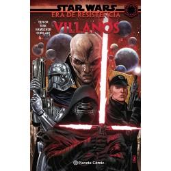 Star Wars Era de la Resistencia: Villanos (tomo)