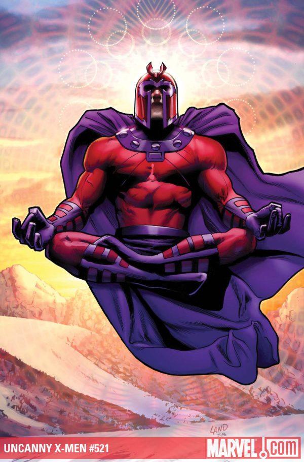 Uncanny X-men #521 - Comic Art Community Of