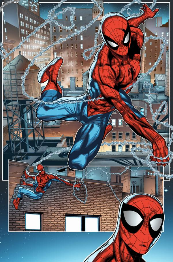 Amazing Spider-Man First Comic