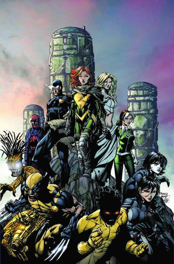 X-men Coming #2 - Comic Art Community Of