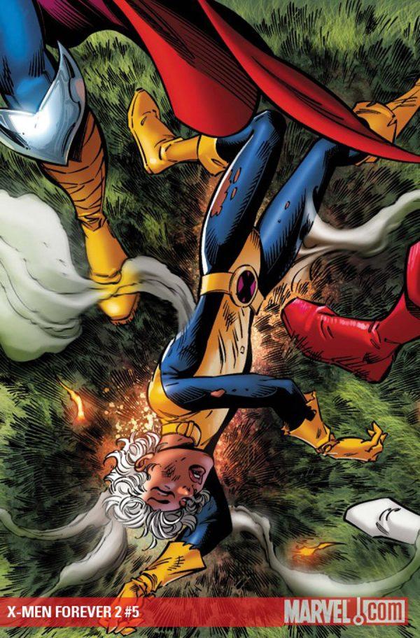X-men 2 #5 - Comic Art Community Of