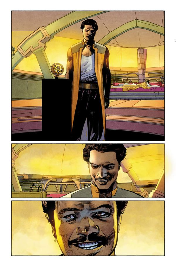 Lando #1 1 Art Alex Maleev - Comic