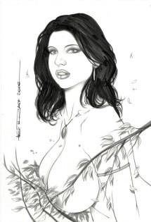 cavewoman - comic art community