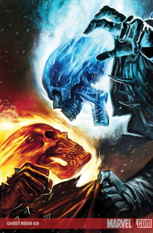 Ghost Rider #29 - Comic Art Community Of