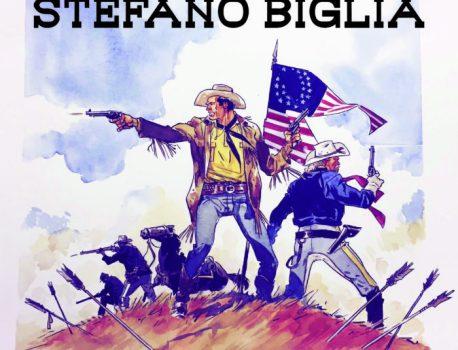 Stefano Biglia – Incontro con l'autore