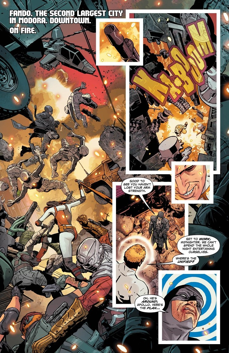 Preview Midnighter 12 by Orlando ACO  Petrus