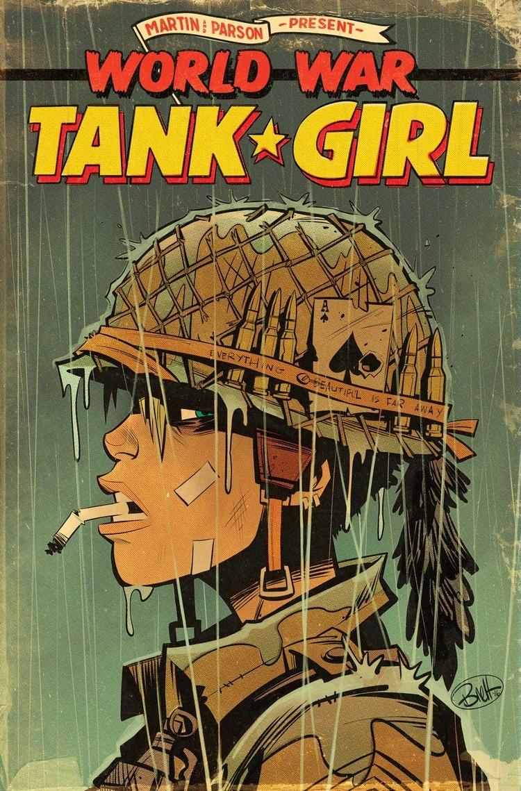Pinup Girls Wallpaper Preview Tank Girl World War Tank Girl 1 By Martin