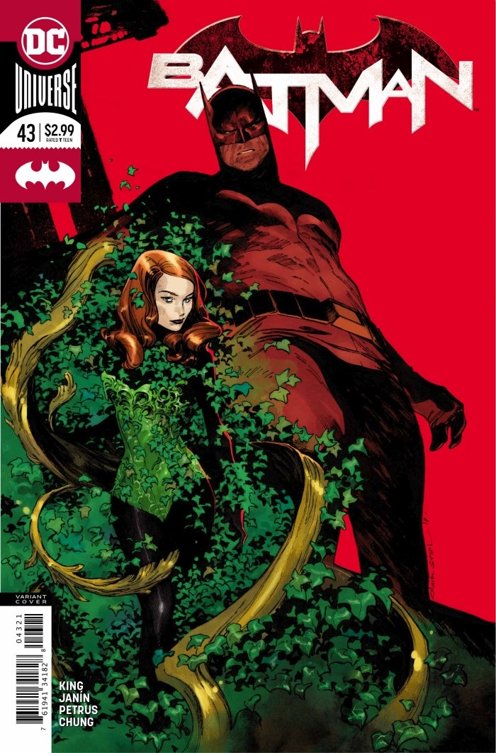 Preview Batman 43 by King  Janin  Everyone Loves Ivy