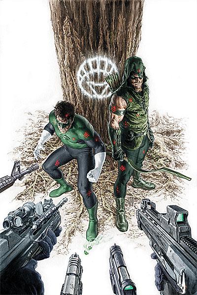 review green arrow 2