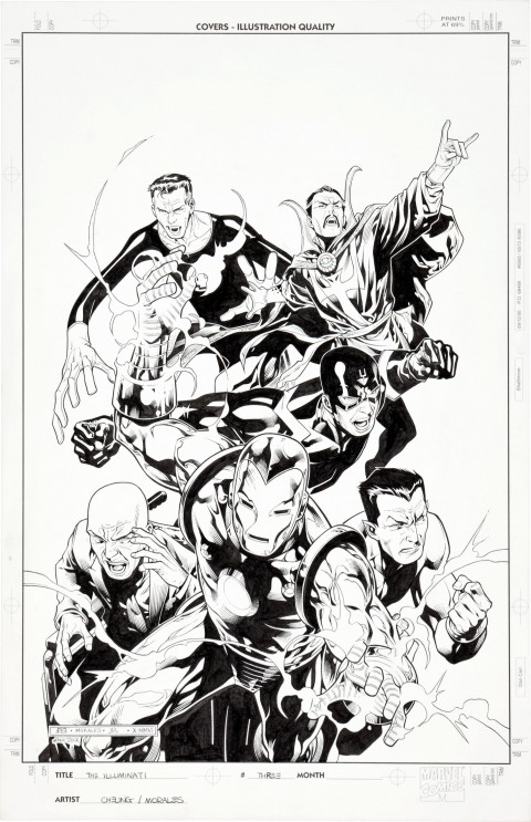 Web Arted Nov 23rd • Comic Book Daily