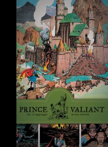 Prince Valiant Vol 2 1939-1940 cover