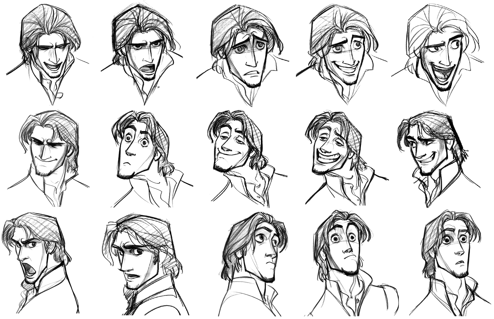 Character Design • Comic Book Daily