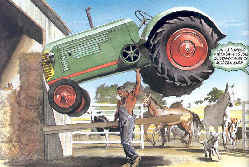 http://www.comicbookdaily.com/wp-content/uploads/2014/04/Superman-tractor.jpg