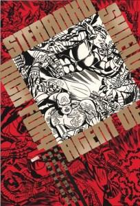 Steranko Nick Fury Agent of S.H.I.E.L.D. Artist's Edition cover