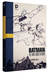 Batman The Dark Knight Returns Frank Miller Gallery Edition cover prelim