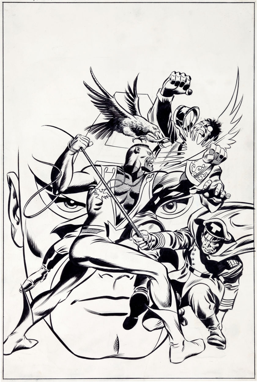 Web Arted Nov 28th • Comic Book Daily