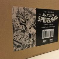Review   John Romita's The Amazing Spider-Man Artist's Edition
