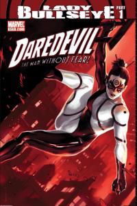 Lady Bullseye DD Cover