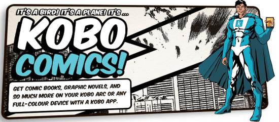Kobo Comic Reading