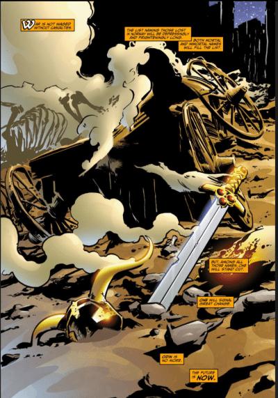 Death of Odin
