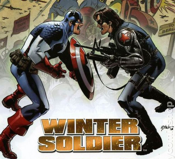 Captain America comics about the Winter Soldier