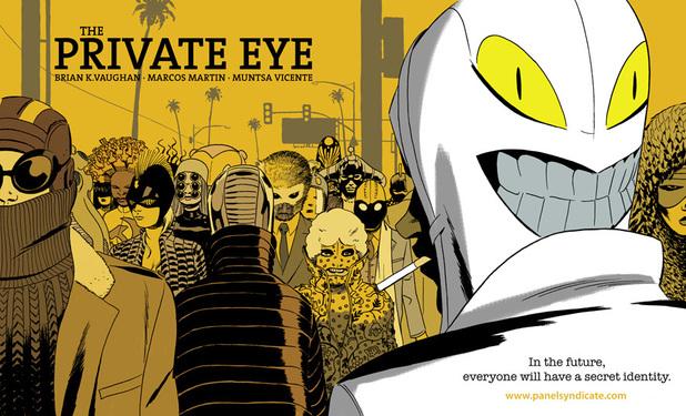 the-private-eye-comic