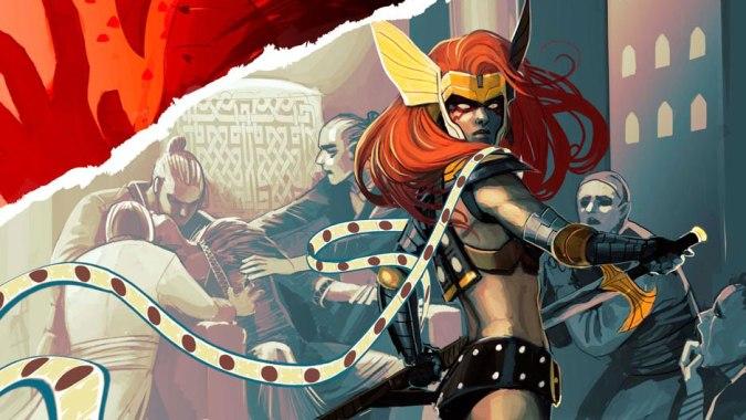 Asgards Assassin