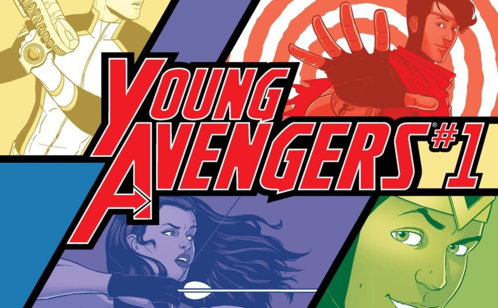 young avengers by gillen and mckelvie