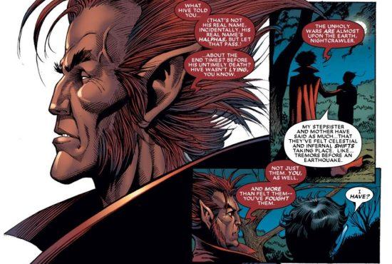 Mephisto walks with Kurt