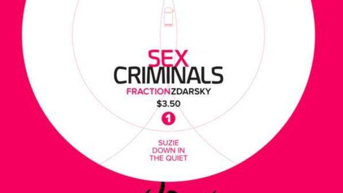 Sex Criminals cover number one