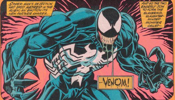 Venom Comic Book Movie