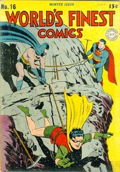 Charles Paris first 'Batman' cover!!
