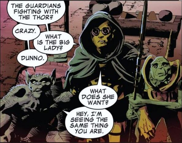 At least the old balcony Muppets reincarnated for Secret Wars...