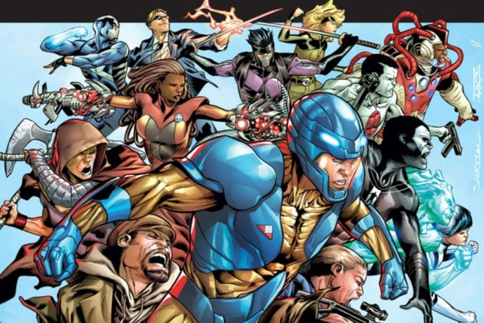 All the Valiant Universe
